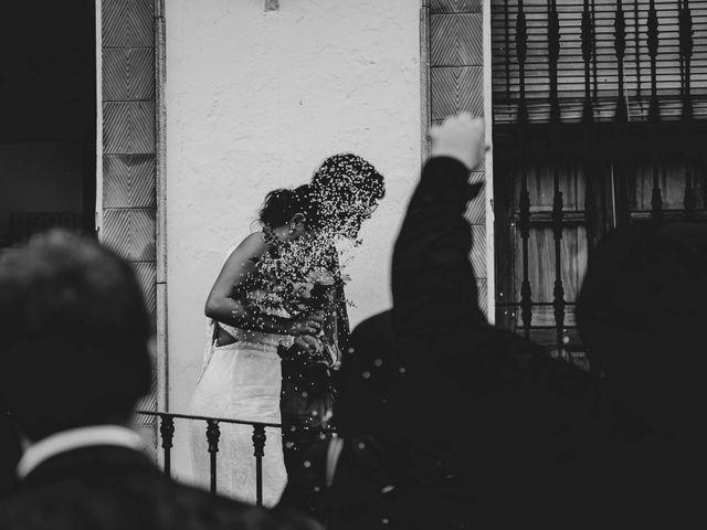 La boda de Andrés y Bea en Santa Ana La Real, Huelva 37