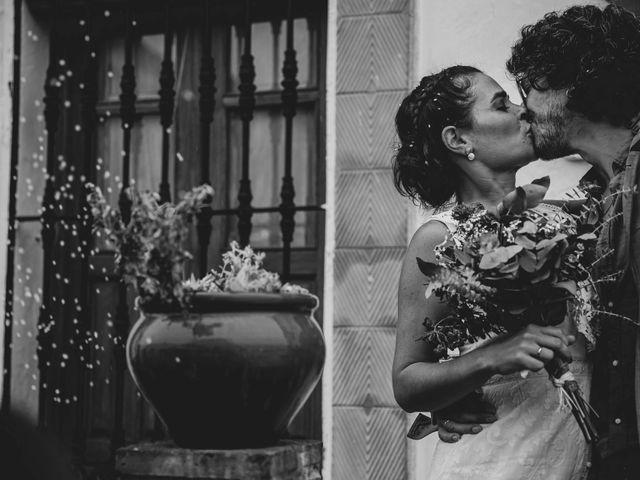 La boda de Andrés y Bea en Santa Ana La Real, Huelva 2
