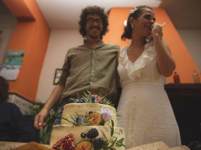La boda de Andrés y Bea en Santa Ana La Real, Huelva 47