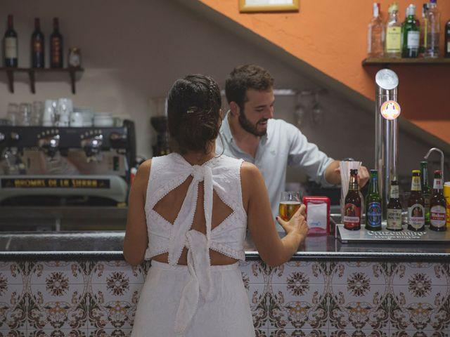 La boda de Andrés y Bea en Santa Ana La Real, Huelva 42