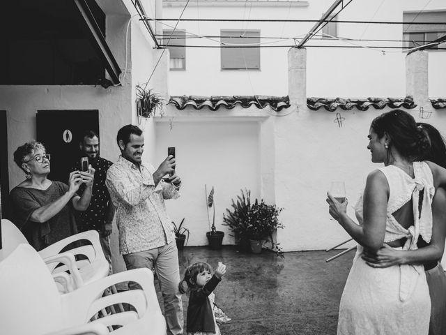 La boda de Andrés y Bea en Santa Ana La Real, Huelva 44