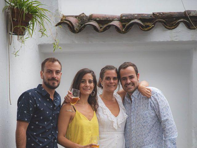 La boda de Andrés y Bea en Santa Ana La Real, Huelva 45