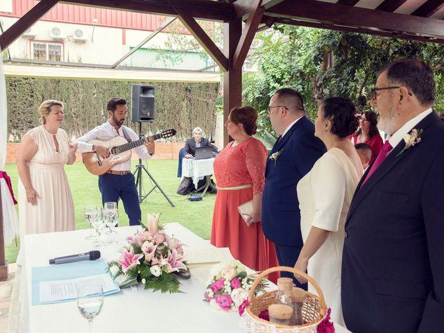 La boda de Ale y Alba en Málaga, Málaga 11