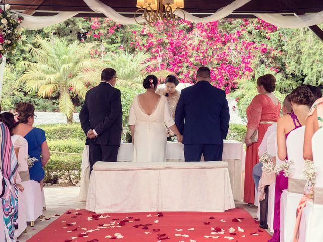 La boda de Ale y Alba en Málaga, Málaga 12