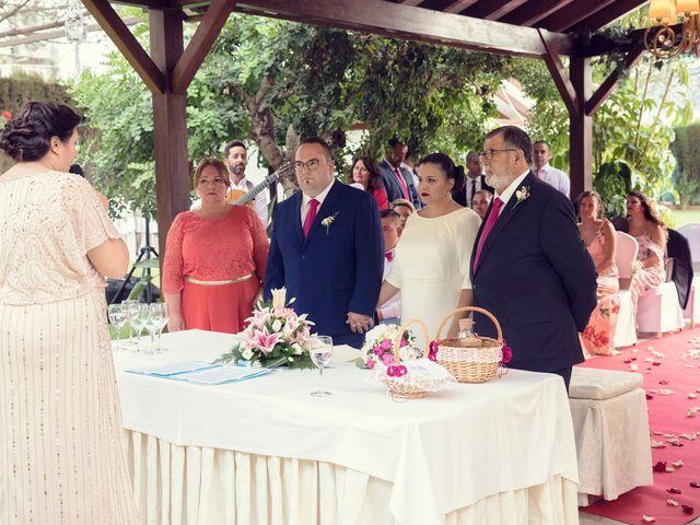 La boda de Ale y Alba en Málaga, Málaga 13