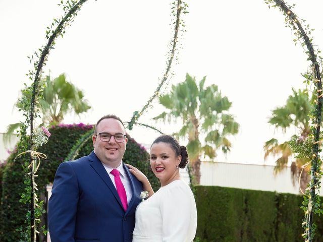 La boda de Ale y Alba en Málaga, Málaga 24