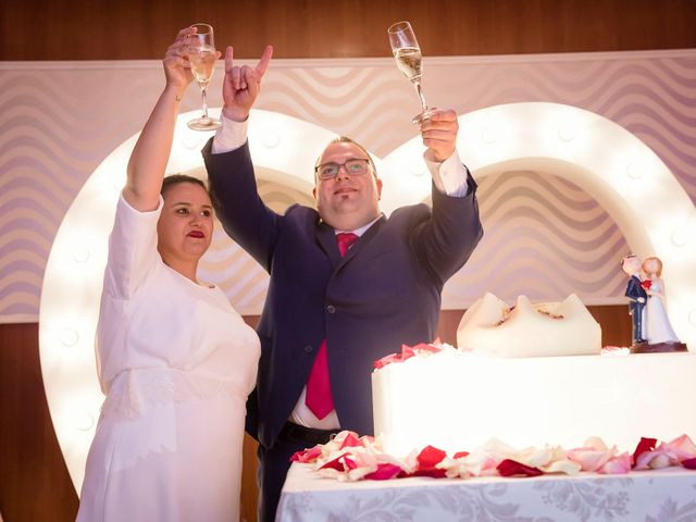 La boda de Ale y Alba en Málaga, Málaga 28