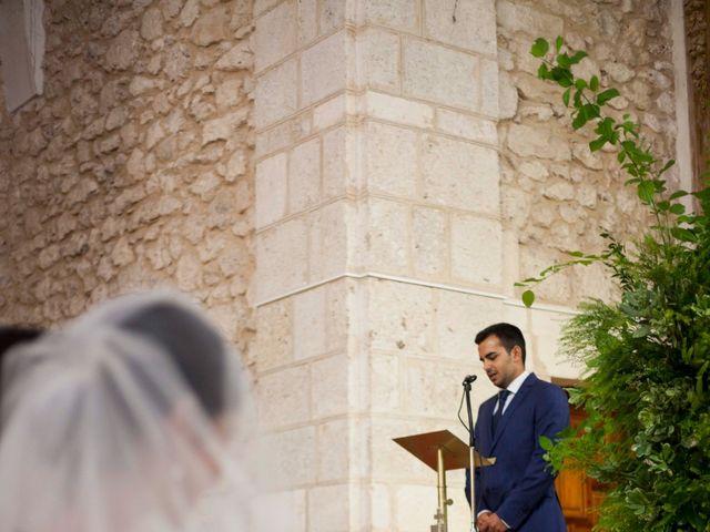 La boda de Santi y Esther en San Bernardo, Valladolid 26