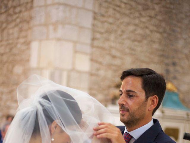 La boda de Santi y Esther en San Bernardo, Valladolid 27