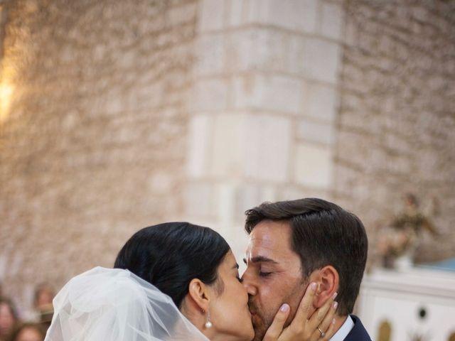 La boda de Santi y Esther en San Bernardo, Valladolid 28