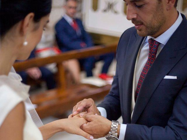 La boda de Santi y Esther en San Bernardo, Valladolid 30