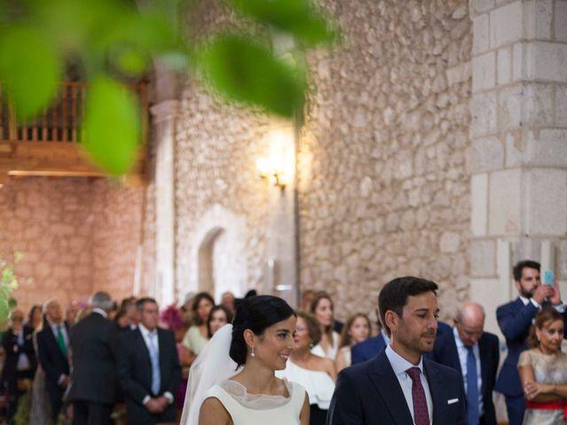 La boda de Santi y Esther en San Bernardo, Valladolid 31