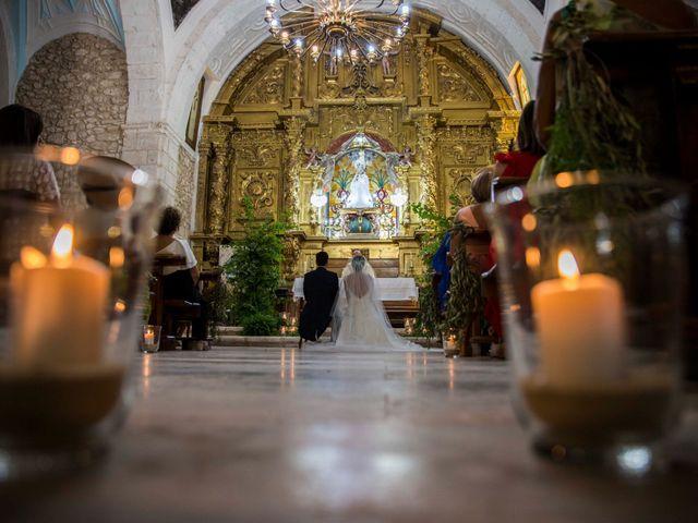 La boda de Santi y Esther en San Bernardo, Valladolid 32