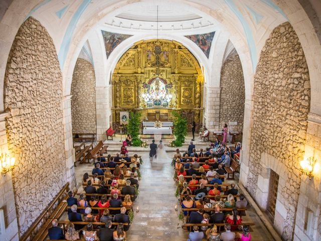 La boda de Santi y Esther en San Bernardo, Valladolid 33