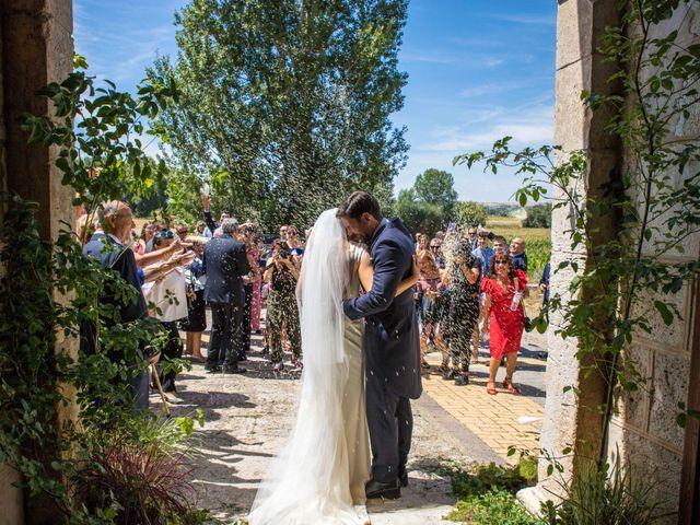 La boda de Santi y Esther en San Bernardo, Valladolid 34