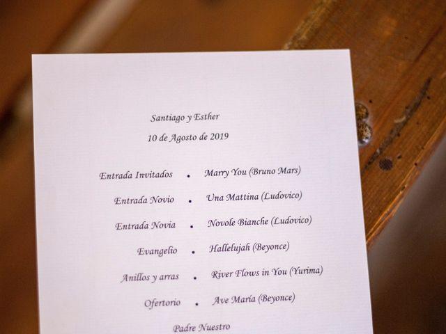 La boda de Santi y Esther en San Bernardo, Valladolid 35