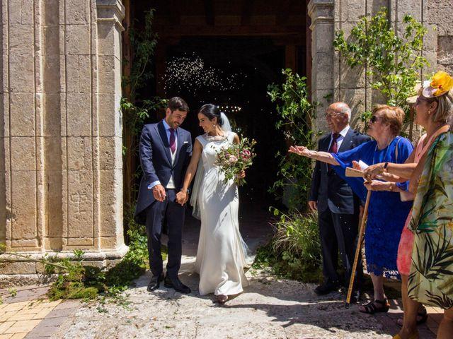La boda de Santi y Esther en San Bernardo, Valladolid 36