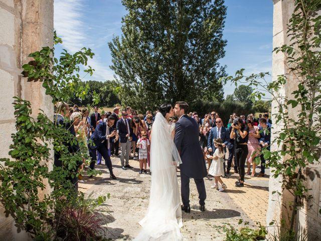 La boda de Santi y Esther en San Bernardo, Valladolid 40