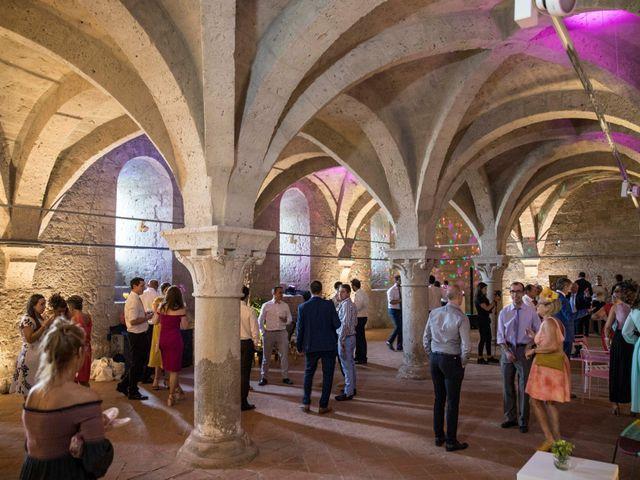 La boda de Santi y Esther en San Bernardo, Valladolid 49