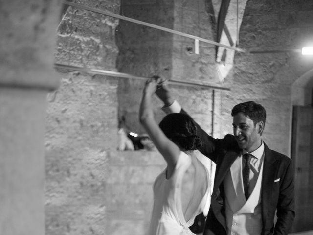 La boda de Santi y Esther en San Bernardo, Valladolid 50