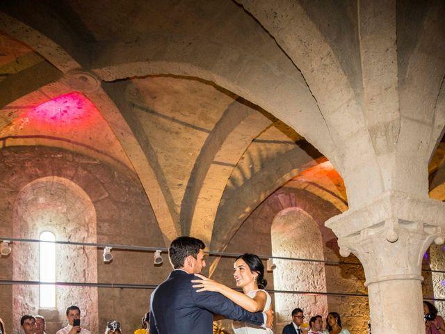 La boda de Santi y Esther en San Bernardo, Valladolid 51