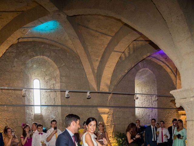 La boda de Santi y Esther en San Bernardo, Valladolid 52