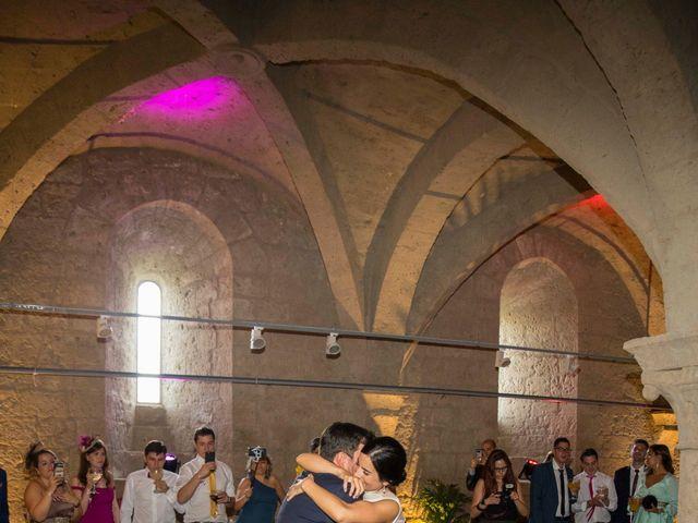 La boda de Santi y Esther en San Bernardo, Valladolid 53