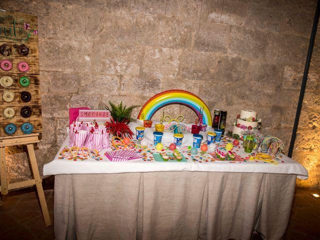La boda de Santi y Esther en San Bernardo, Valladolid 58