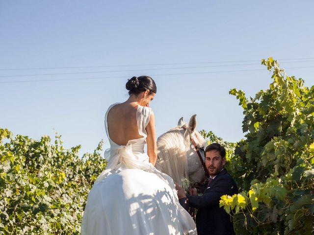 La boda de Santi y Esther en San Bernardo, Valladolid 69