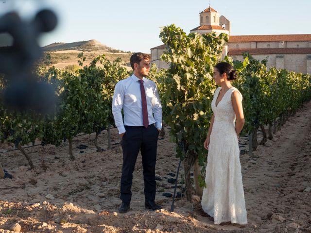La boda de Santi y Esther en San Bernardo, Valladolid 71