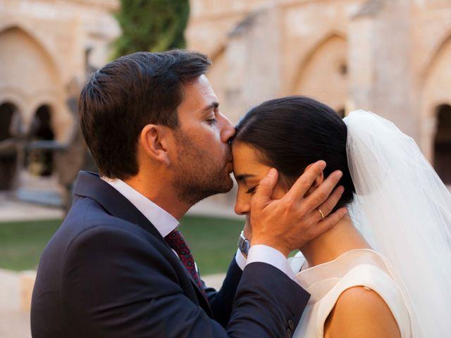 La boda de Santi y Esther en San Bernardo, Valladolid 72