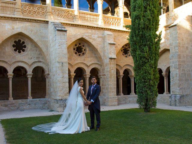 La boda de Santi y Esther en San Bernardo, Valladolid 73