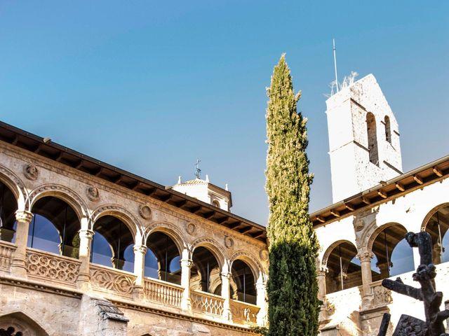 La boda de Santi y Esther en San Bernardo, Valladolid 74