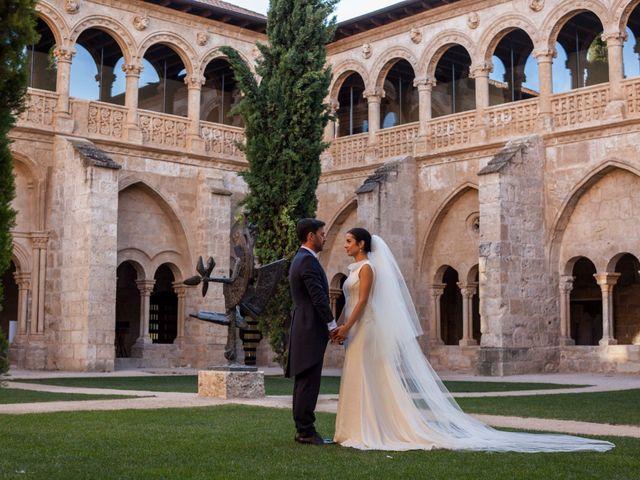 La boda de Santi y Esther en San Bernardo, Valladolid 75