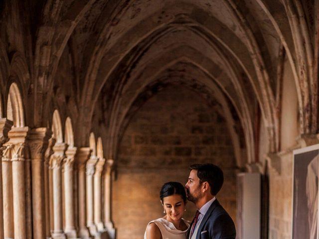 La boda de Santi y Esther en San Bernardo, Valladolid 79