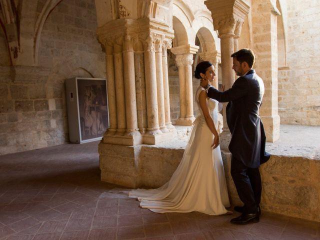 La boda de Santi y Esther en San Bernardo, Valladolid 80