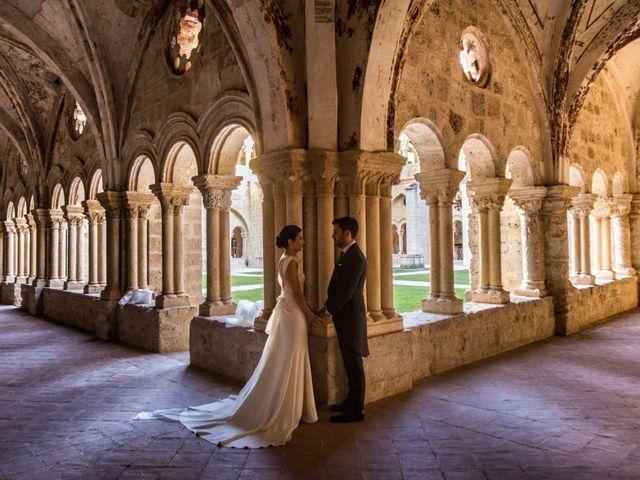 La boda de Santi y Esther en San Bernardo, Valladolid 81