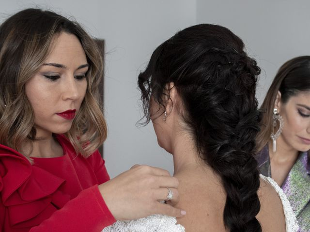 La boda de Jennifer y Mario en Albacete, Albacete 33