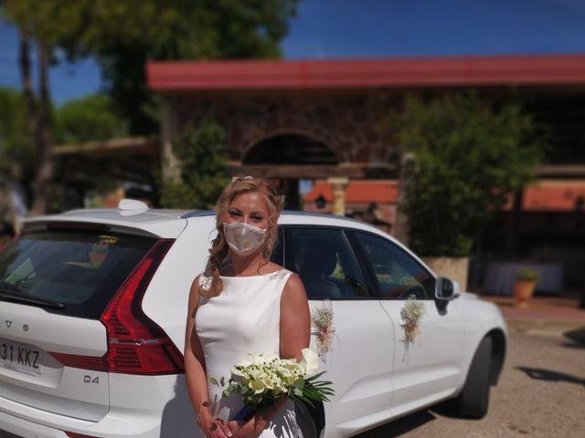 La boda de Javier y Natalia en Valdepeñas, Ciudad Real 2