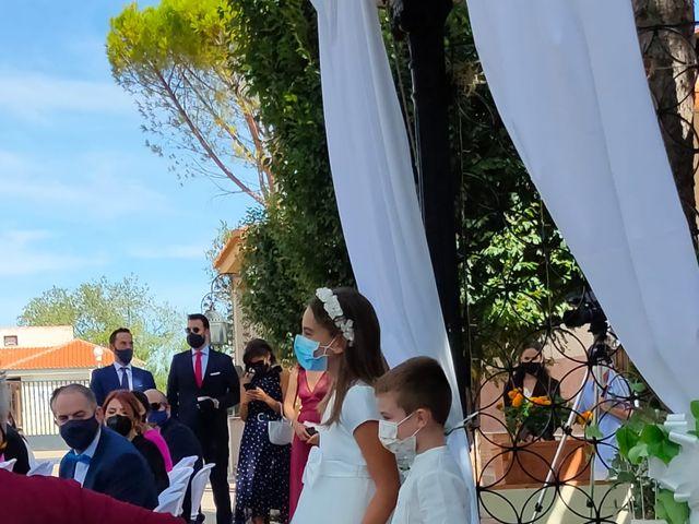 La boda de Javier y Natalia en Valdepeñas, Ciudad Real 5