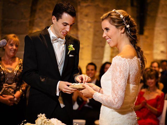 La boda de Virginia y Paul