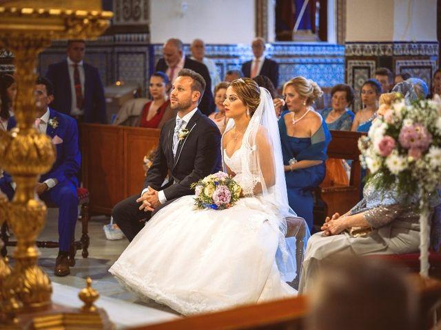 La boda de Macarena y José Antonio en Dos Hermanas, Sevilla 22