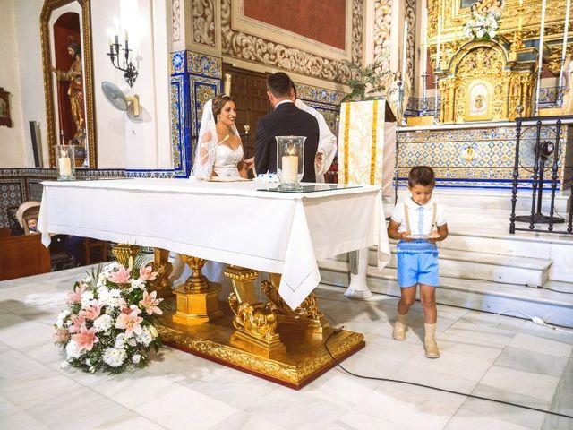 La boda de Macarena y José Antonio en Dos Hermanas, Sevilla 27