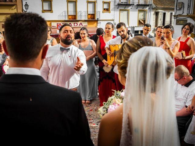 La boda de Macarena y José Antonio en Dos Hermanas, Sevilla 1