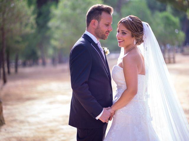 La boda de Macarena y José Antonio en Dos Hermanas, Sevilla 45