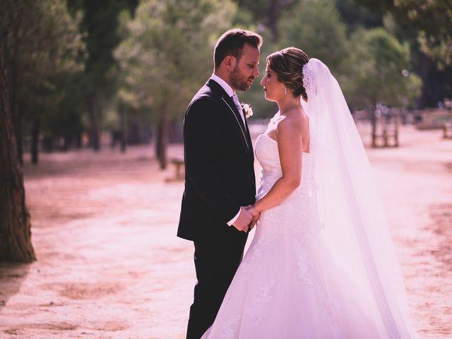La boda de Macarena y José Antonio en Dos Hermanas, Sevilla 46