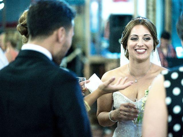 La boda de Macarena y José Antonio en Dos Hermanas, Sevilla 63