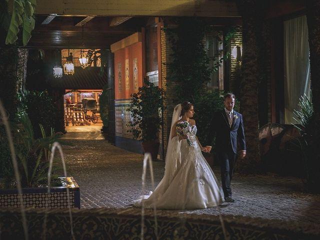 La boda de Macarena y José Antonio en Dos Hermanas, Sevilla 67