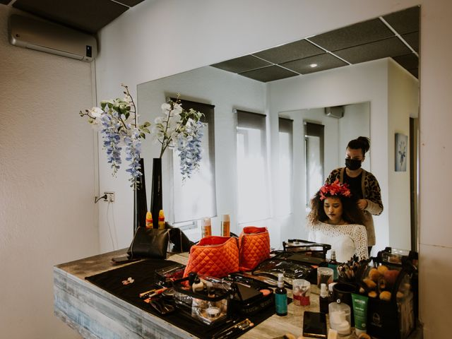La boda de David y Luisa en Valdemorillo, Madrid 9