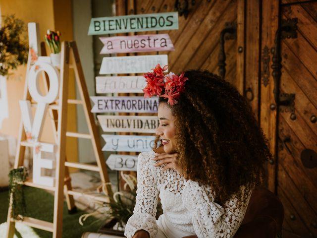 La boda de David y Luisa en Valdemorillo, Madrid 10